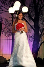 Photo gallery of The Southern Bridal Show & Expo August 2008 bridal fashion preview show