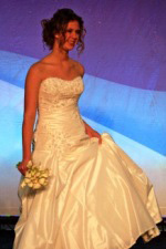 gallery of bridal show photos featuring wedding vendors