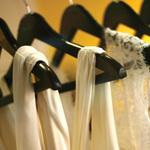 Bridal wear and wedding gowns for the bride